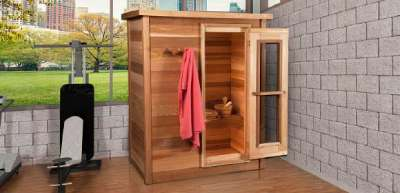 Award Leisure Indoor Cedar Saunas